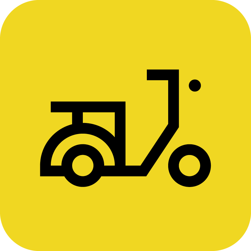 Icon Scooter-Sharing