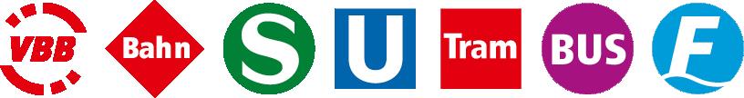 ÖPNV - Logos