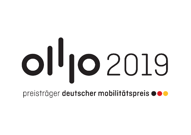Winner of German Mobility Prize 2019