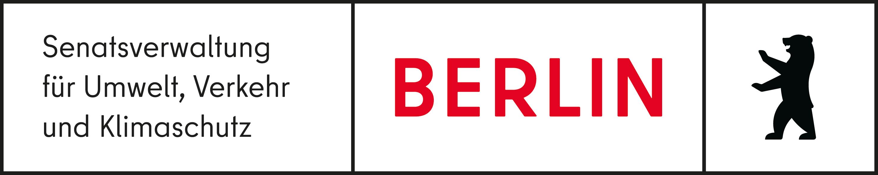 Logo der Berliner Senatsverwaltung für Umwelt, Verkehr und Klimaschutz